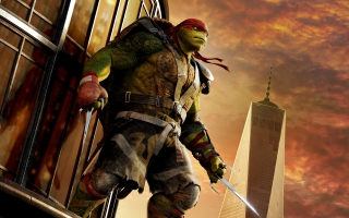 Raphael Teenage Mutant Ninja Turtle Out of the Shadows