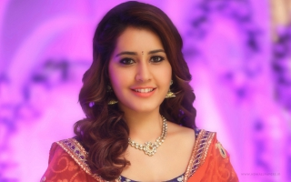 Rashi Khanna Indian Actress