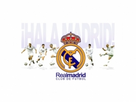 Real Madrid FC Wallpaper Real Madrid Sports