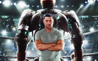 Real Steel Hugh Jackman