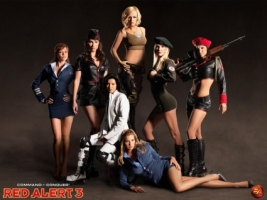 Red Alert 3 girls Wallpaper Red Alert 3 Games