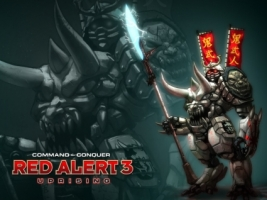 Red Alert 3 Uprising Wallpaper Red Alert 3 Games