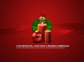 Red Christmas Wallpaper Christmas Holidays