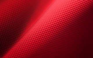 Red Nylon Canvas Fabric