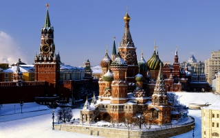 Red Square Russia