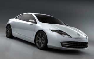 Renault Laguna Coupe Concept Wallpaper Concept Cars