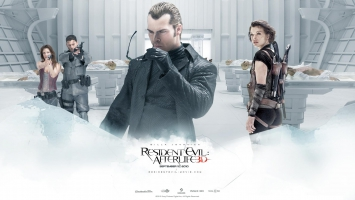 Resident Evil Afterlife (2010)