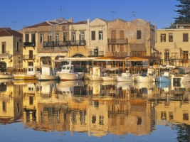 Rethymnon Wallpaper Greece World