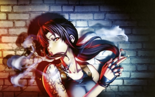 Revy Black Lagoon Anime