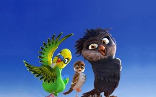 Richard the Stork 2016 Movie