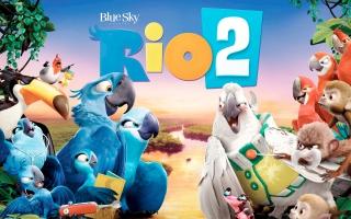 Rio 2 Movie Banner
