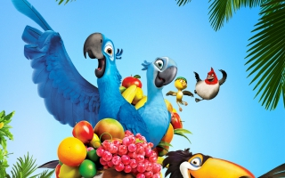 RIO Movie 2011
