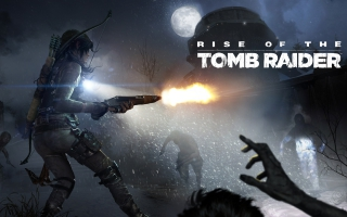 Rise of the Tomb Raider Cold Darkness Awakened