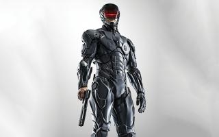 RoboCop Armour Suit