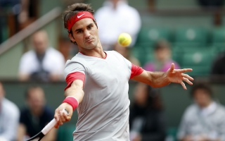 Roger Federer Swiss tennis player