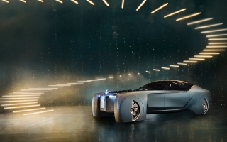 Rolls Royce Vision Next 100 Concept 4K