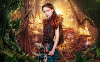 Rooney Mara  Tiger Lily Pan