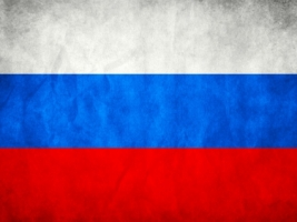 Russia Grungy Flag Wallpaper Russia World