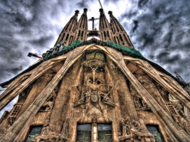 Sagrada Familia Wallpaper Spain World