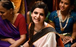 Samantha Tamil Movie Actress