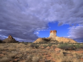 Sandstone Tower Wallpaper Australia World