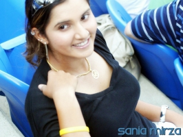 Sania mirza Tennis Star