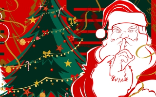 Santa Clause Xmas