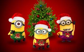 Santa Minions