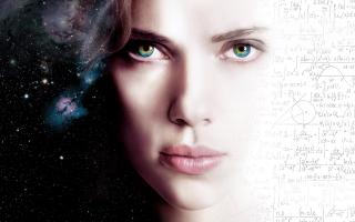 Scarlett Johansson as Lucy
