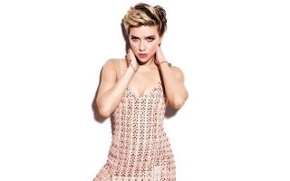 Scarlett Johansson Cosmopolitan