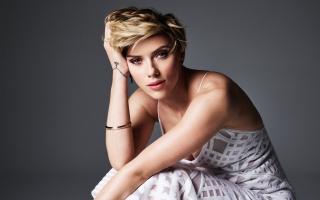 Scarlett Johansson Cosmopolitan 4K