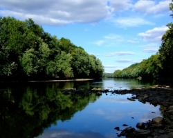 Schuylkill River Wallpaper Rivers Nature