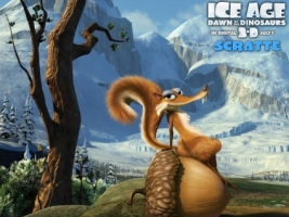 Scratte Wallpaper Ice Age Movies