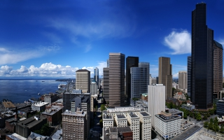 Seattle City United States