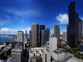 Seattle Wallpaper United States World