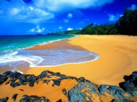 Secret Beach Wallpaper Beaches Nature