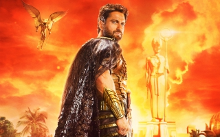 Set God of Desert Gods of Egypt