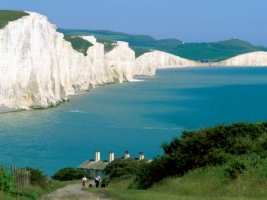 Seven Sisters Wallpaper England World