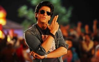 Shah Rukh Khan Chennai Express 2013