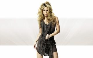 Shakira 2010 Photoshoot