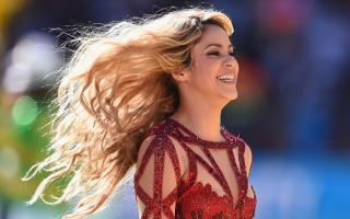 Shakira Brazil