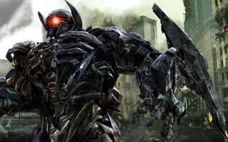 Shockwave in Transformers 3
