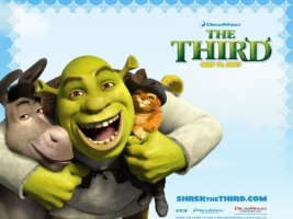 Shrek the Third Wallpaper Shrek 3 Movies