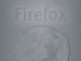 Silver Firefox Wallpaper Firefox Computers