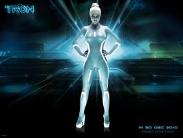 Siren in Tron Legacy