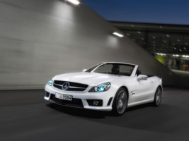 SL 63 AMG Wallpaper Mercedes Cars