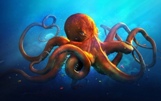 Slouching Octopus