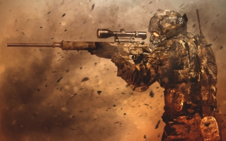 Sniper HD 4K