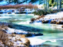 Snowy River Wallpaper Rivers Nature