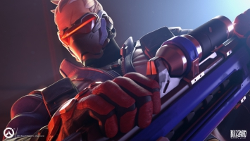 Soldier 76 Overwatch